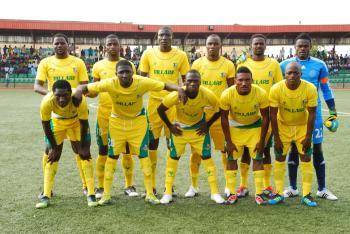 Kano Pillars Football Club.