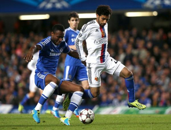 Mohammed Salah Scored the Equaliser Against Chelsea in the Group Stage of the Champions League in September.