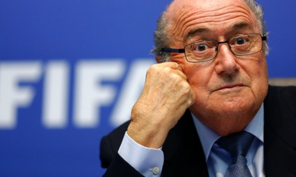 Fifa President Wants Time Penalty in Football.