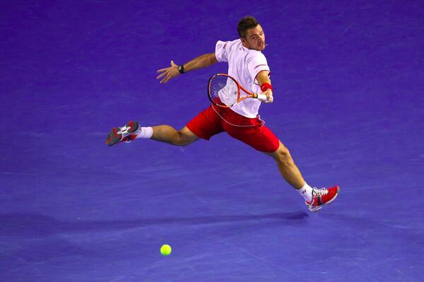 Stanislas Wawrinka Advances Into Australian Open Final.