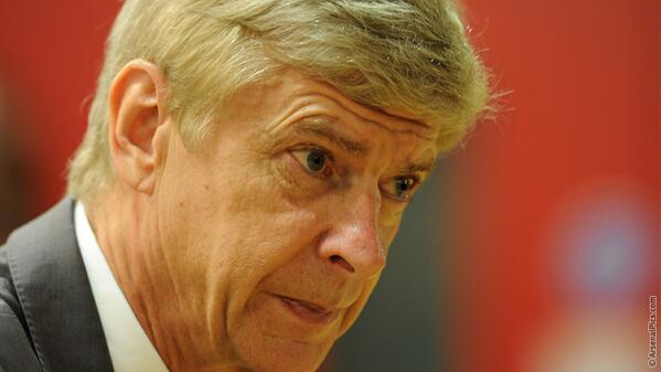 """Arsene Wenger is Yet to Disclose His Plans for the Winter Transfer Window But Admits He is """"Short"""" of Strikers."""
