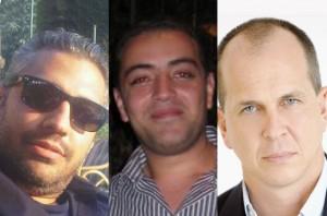 detained Al Jazeera team
