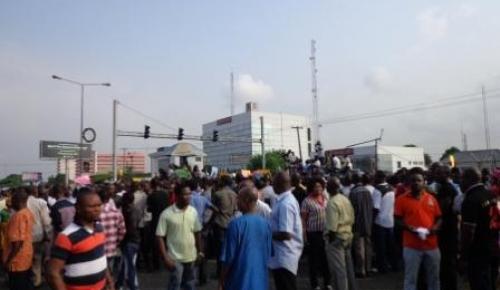 anti-amaechi-protest