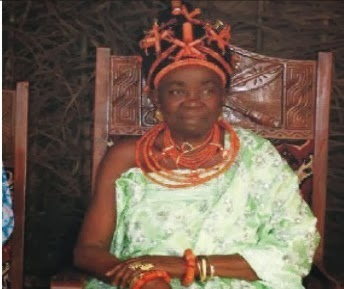 QUEEN ESTHER ERIADUWA