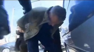 cnn reporter manhandled