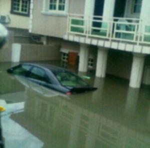 lagos+flood