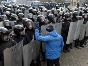 protests Ukraine