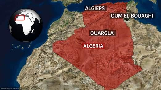 BREAKING: 103 People Killed In A Plane Crash In Algeria