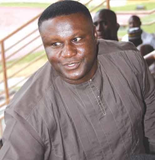 Felix Anyansi- CEO Enyimba FC of Aba.