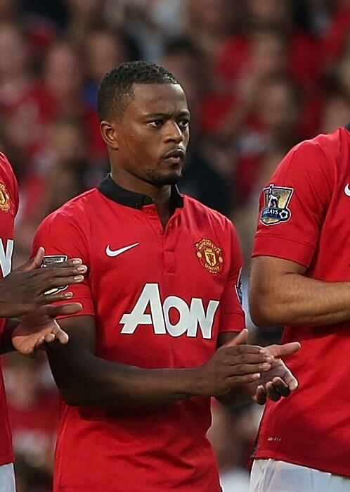 Patrice Evra In a Secret Meeting With Inter Milan.