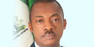 Enugu State Governor, Sullivan Chime