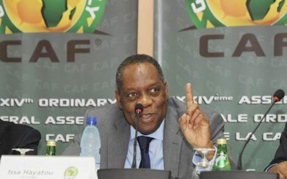 Caf President Issa Hayatou Will Issue a Press Briefing After the Documentation of the MOU.