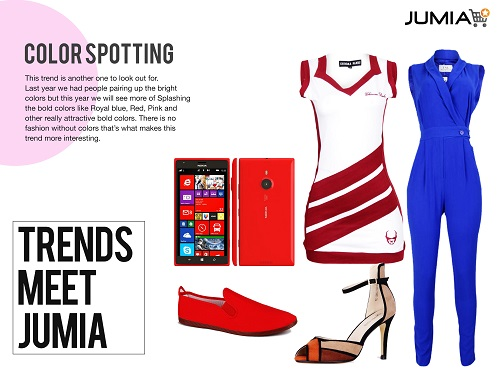 Jumia Trends Color-spotting