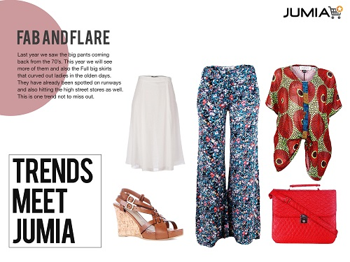 Jumia Trends Fab-and-Flare