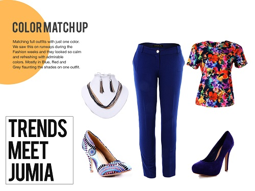 Jumia Trends color-matchup
