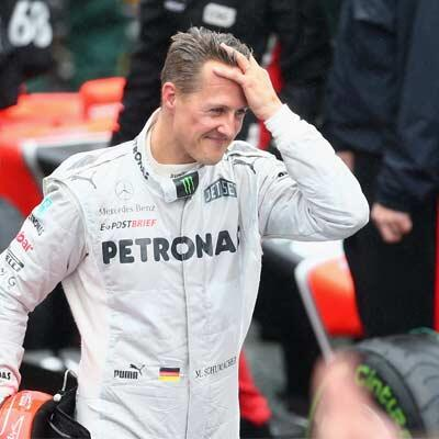 Michael Schumacher is Recuperating from a Head Injury He Sustained from a Skiing Accident.
