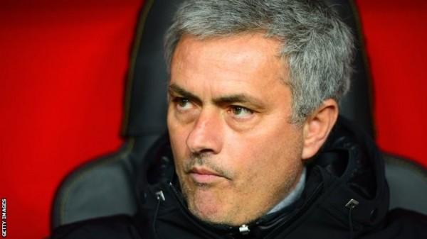Jose Mourinho Contented WIth Gala Draw.