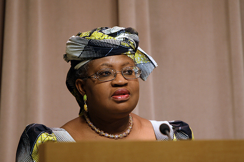 Okonjo-Iweala Promises Houses To 10,000 Nigerians In 2014