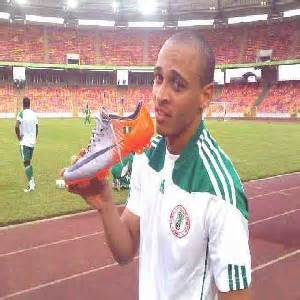 Peter Odemwingie Could Make Keshi's Team for World Cup.