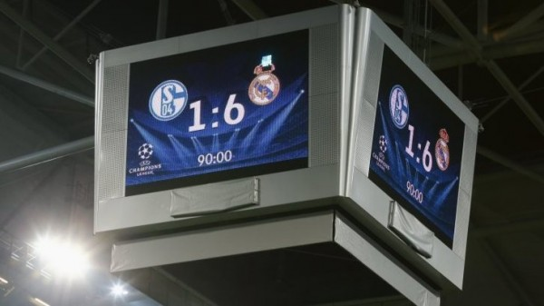 Schalke 1-6 Real Madrid: Real Madrid are All but Sure of a Quarter-Final Appearance in the Champions League.