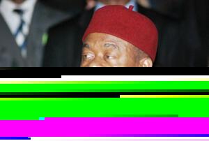Abia State Governor, Theodore Orji