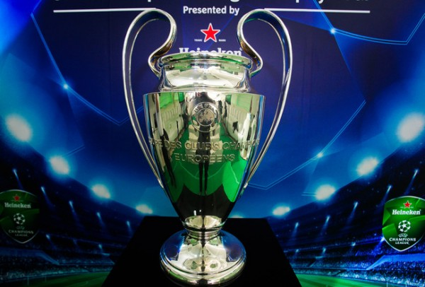 Uefa Champions League Trophy is Coming to Lagos.