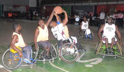 Oluyole Warriors Wins Ochei International Wheelchair Basketball Tourney.