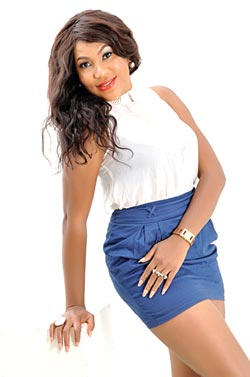 PHOTO: My Smile Alone Can Make You Fall – Nollywood Actress