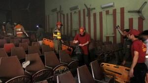 cinema bomb attack