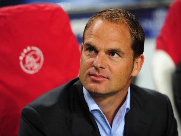 Frank De Boer Admits Interest in Liverpool or Tottenham Hotspur Job