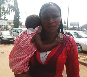 DRAMA: Police Arrest Woman For Niece's Refusal To Marry Arranged Husband (PHOTO)