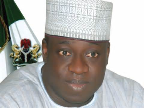 Sports Minister Bolaji Abdullahi.