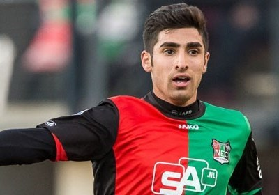 Alireza Jahanbakhsh said that Iran's national football team is capable of advancing to the next stage.