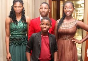 Omotola's Children2