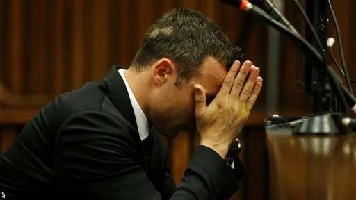 Oscar Pistorius Trial at a Pretoria Court Reaches Day Three. Image: AP.