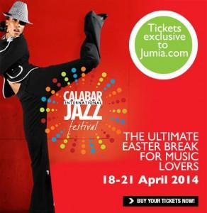 PR- Calabar International Jazz Festival
