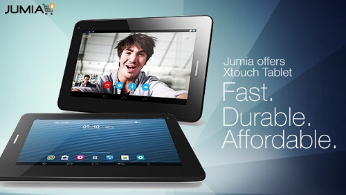 Press Release - Jumia Offers X-touch