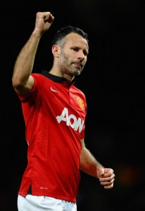 Ryan Giggs Fired Up Ahead of United Tie With Bayern Munich.