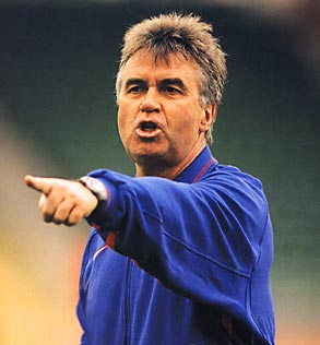 Guus Hiddink Gets Holland job.