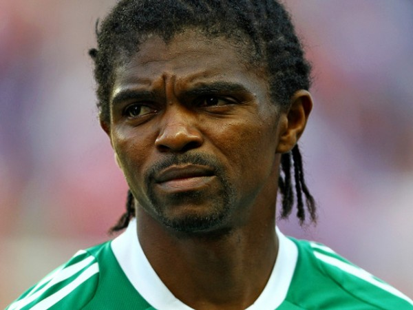 Nwanwkwo Kanu Was Named African Footballer of the Year in 1996 and 1999.