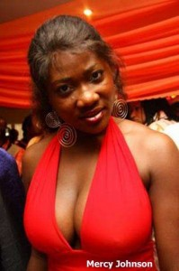 Mercy Johnson Doesn't Give A Hoot About What You Think