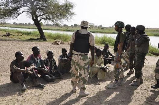 soldiers-boko haram