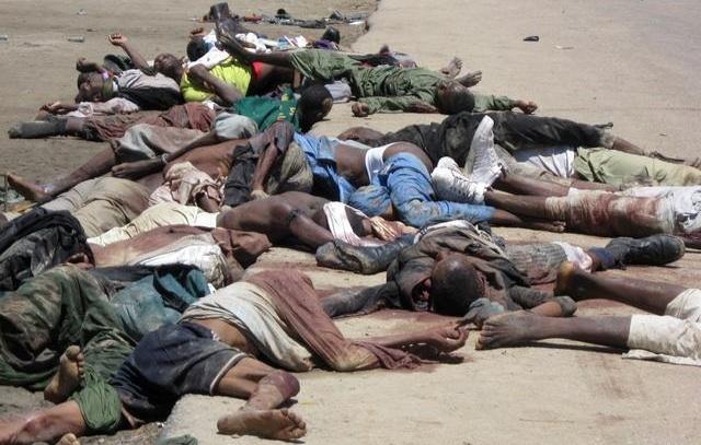 Boko Haram Massacre