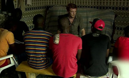 gang talks to BBC