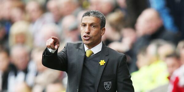 Chris Hughton Gets the Boot At Norwich City.