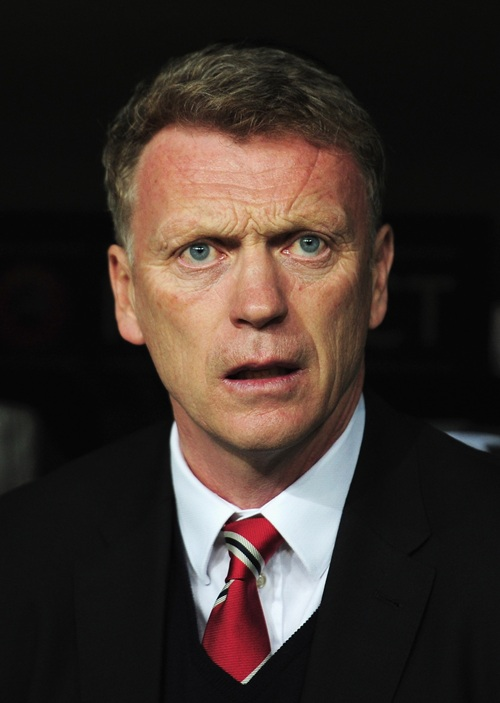 Moyes Has Won 27 of His 51 Games as Man U Coach, Drawn 9 and Lost 15.