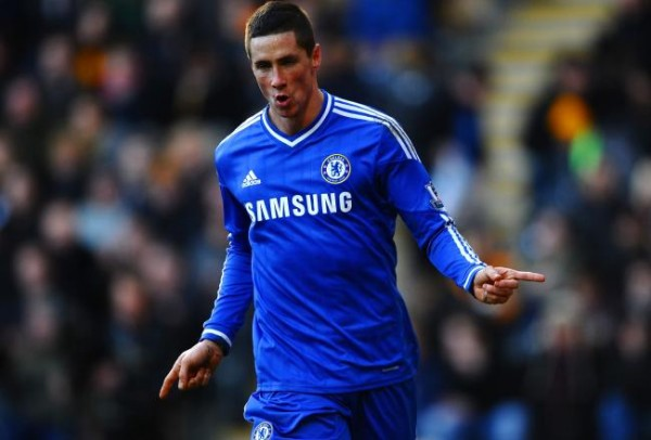 Fernando Torres Returns for Chelsea in Paris.