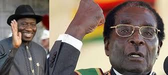 GEJ-Mugabe