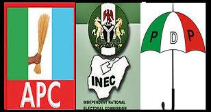 INEC-APC-PDP