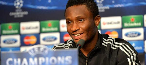 John Obi Mikel Has Been Reported to Be on the Verge of Ending His Almost 8-Year Stay at the Bridge.